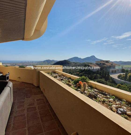 Apartment - Endursölu - La Manga - Costa Calida