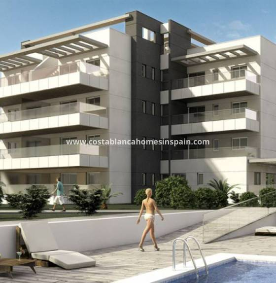 Apartment - Endursölu - Orihuela Costa - La Zenia