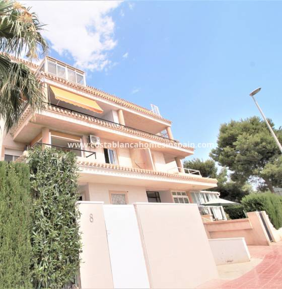 Apartment - Endursölu - PLAYA FLAMENCA - Orihuela Costa