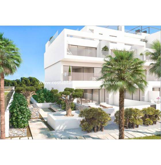 Apartment - New Build - Orihuela Costa - Las Colinas Golf