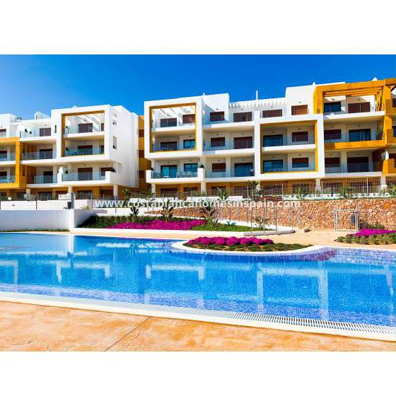 Apartment - Nouvelle construction - Orihuela - La Zenia