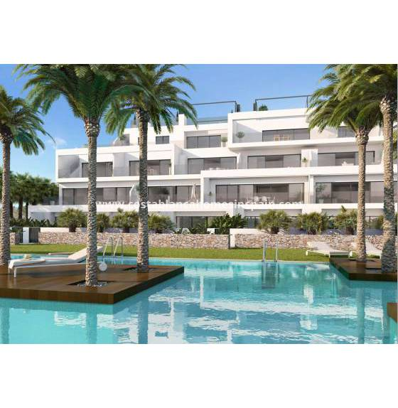 Apartment - Nouvelle construction - Orihuela - Las Colinas Golf