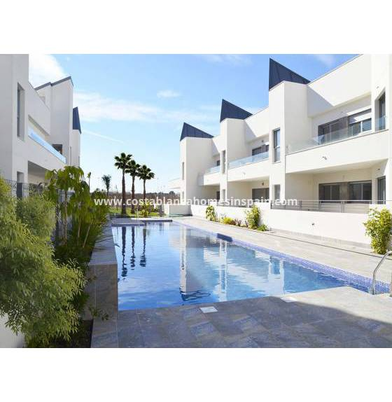 Apartment - Nouvelle construction - Torrevieja - Torrevieja