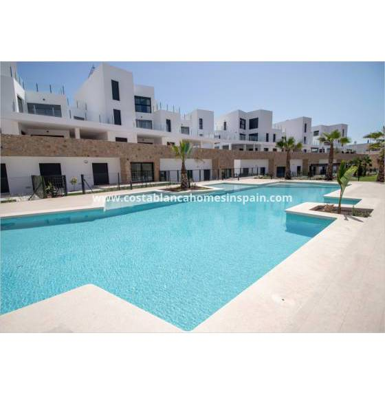 Apartment - Nybygg - Orihuela Costa - Villamartin Golf