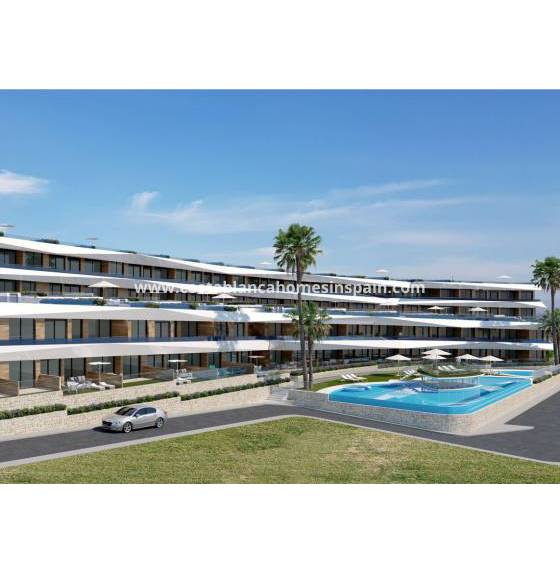 Apartment - Nýbygging - Elche - Elche
