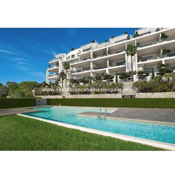 Apartment - Nýbygging - Orihuela Costa - Las Colinas Golf