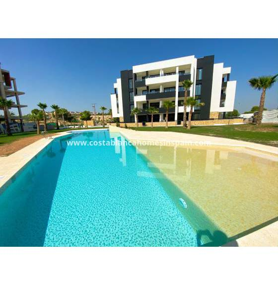 Apartment - Nýbygging - Orihuela Costa - Los Altos