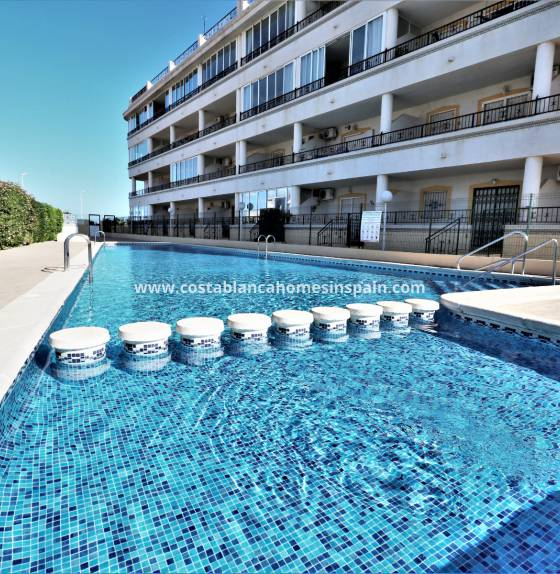 Apartment - Re-salg - Orihuela Costa - Playa Flamenca