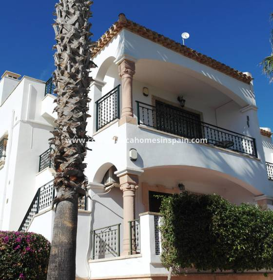 Apartment - Re-salg - Orihuela Costa - Villamartin