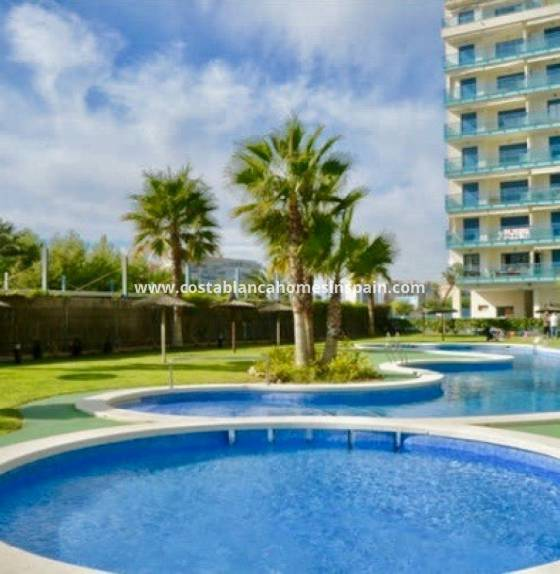 Apartment - Revente - Alicante - Playa San Juan