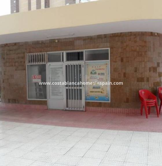 Commercial Unit - Revente - Benidorm - Levante