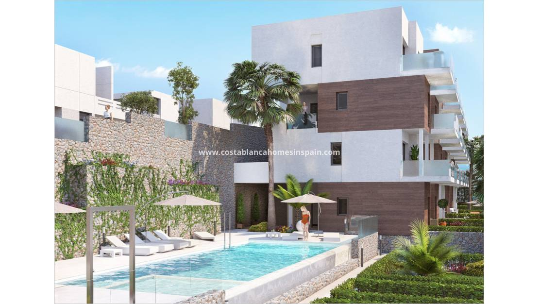 New Build - Penthouse - Orihuela Costa - Las Ramblas Golf