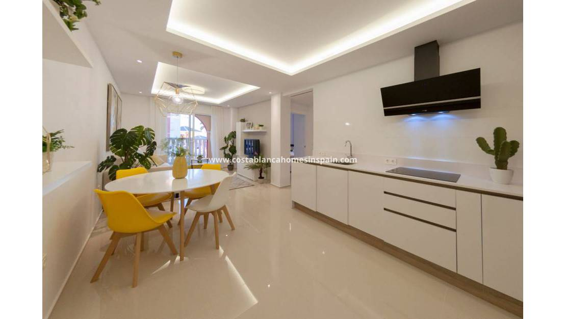 Nouvelle construction - Apartment - Los Alcázares