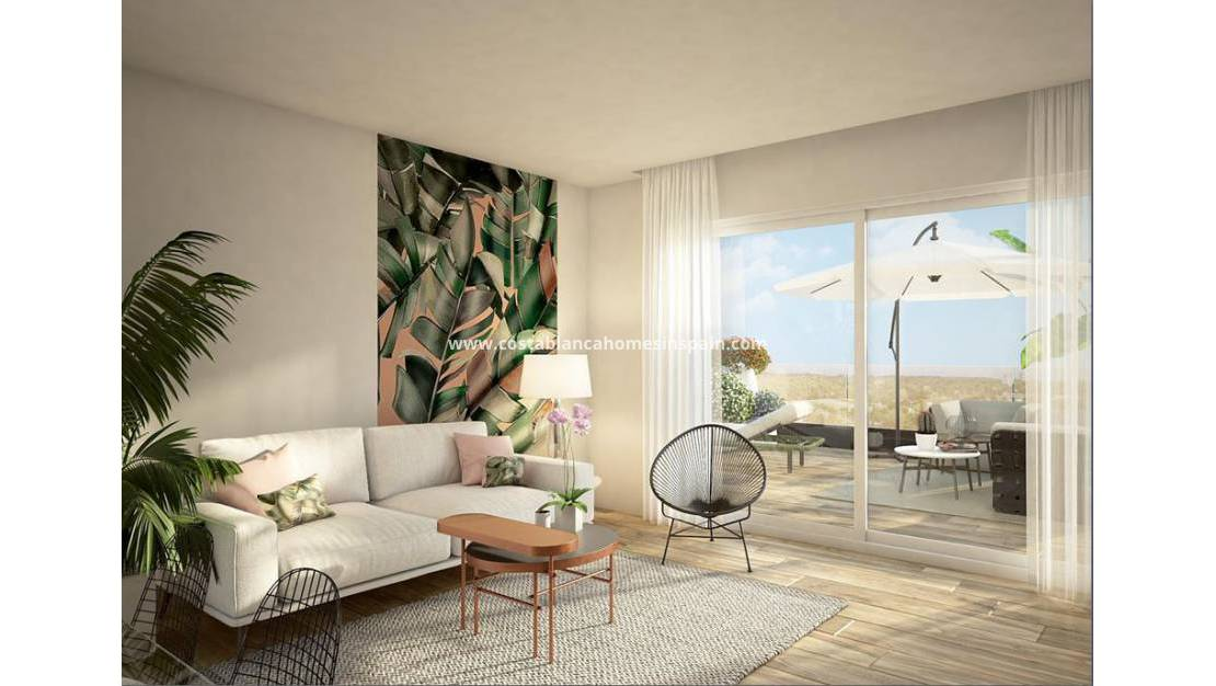 Nouvelle construction - Apartment - Orihuela Costa - La Ceñuela