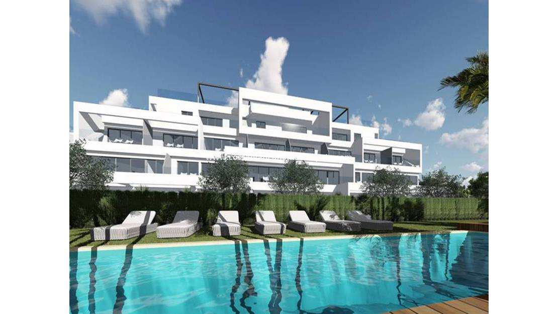 Nouvelle construction - Apartment - Orihuela Costa - Las Colinas Golf