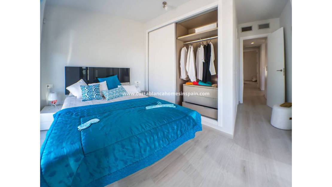 Nouvelle construction - Apartment - Orihuela Costa - Villamartin Golf