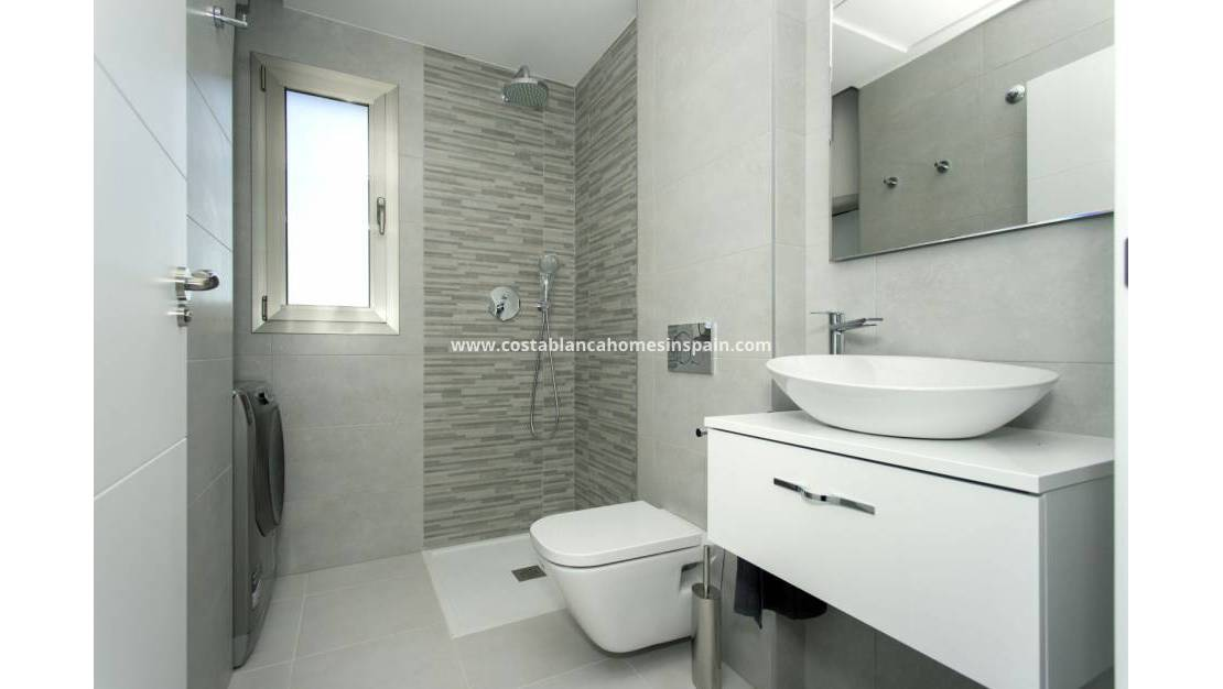 Nouvelle construction - Apartment - Orihuela - La Zenia