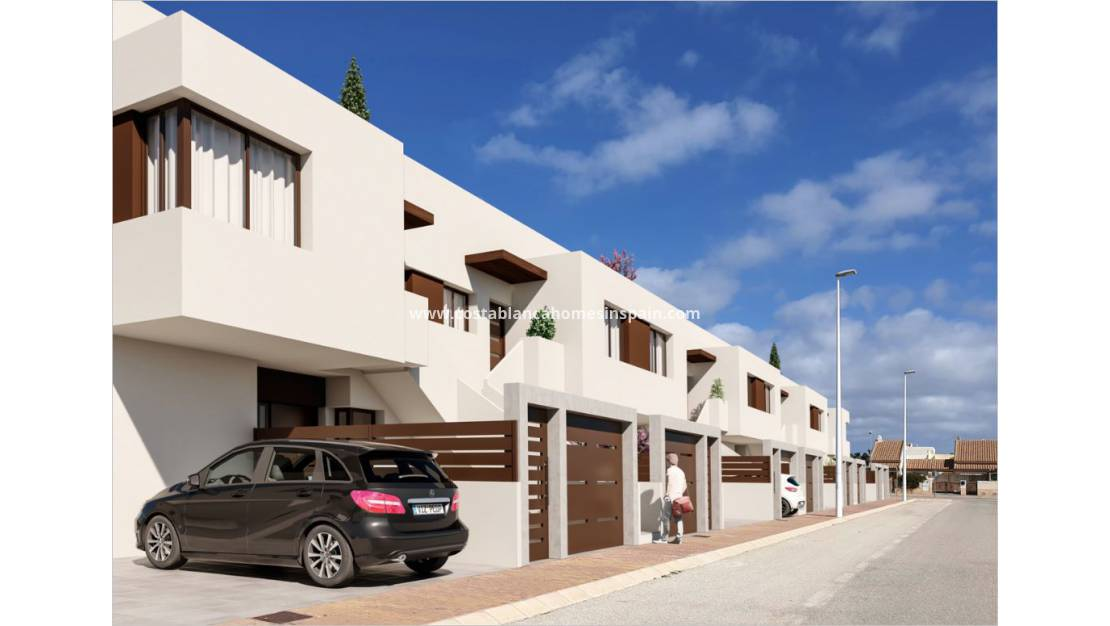 Nouvelle construction - Apartment - San Pedro del Pinatar