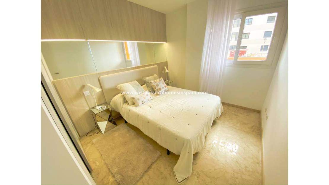 Nouvelle construction - Apartment - Torrevieja - La Recoleta