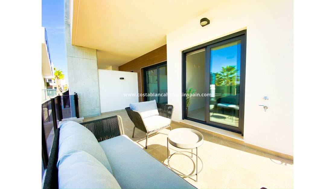 Nybygg - Apartment - Guardamar del Segura