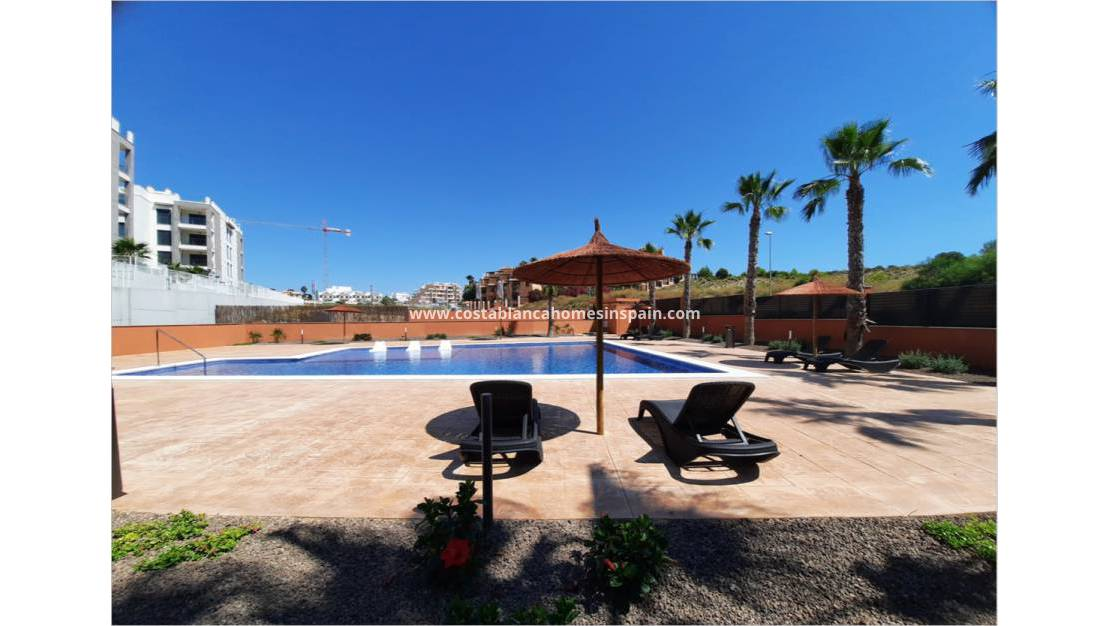 Nybygg - Apartment - Orihuela Costa - Villamartin Golf