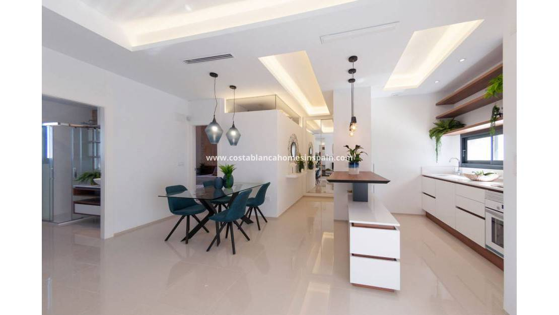 Nýbygging - Apartment - Elche