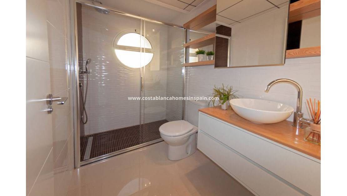 Nýbygging - Apartment - Los Alcázares