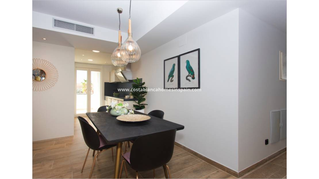 Nýbygging - Apartment - Orihuela Costa - La Ceñuela
