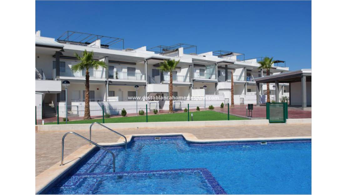 Nýbygging - Apartment - Orihuela Costa - La Florida