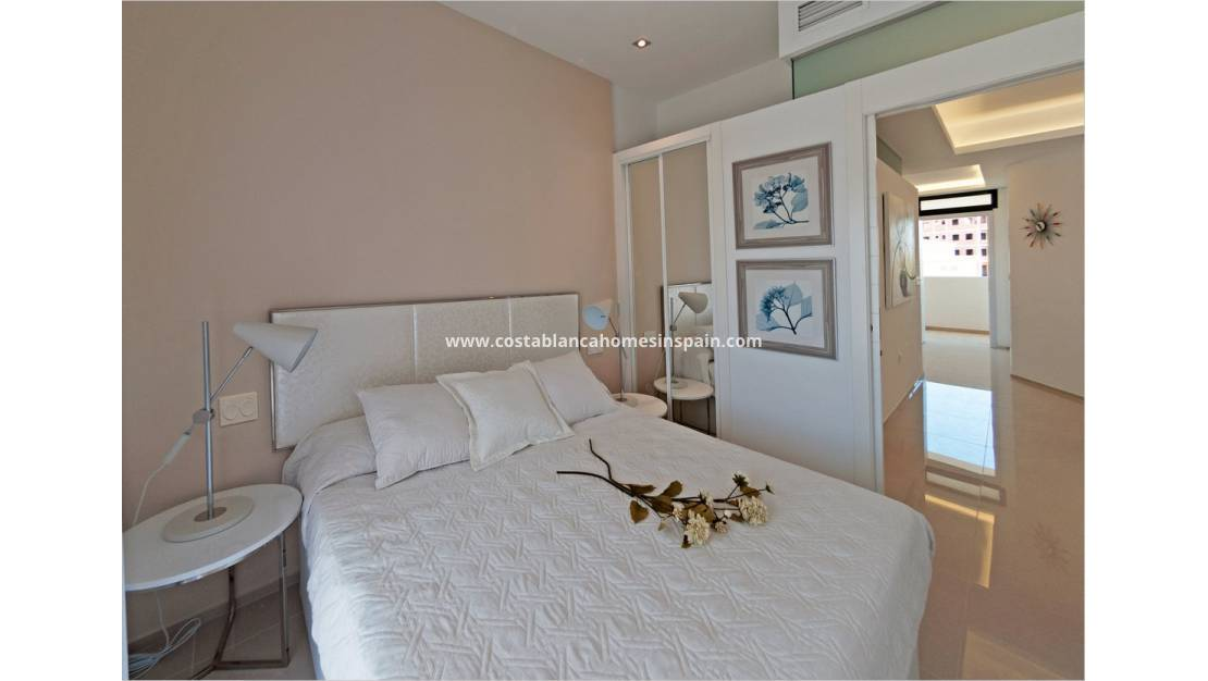 Nýbygging - Apartment - Orihuela Costa - La Zenia