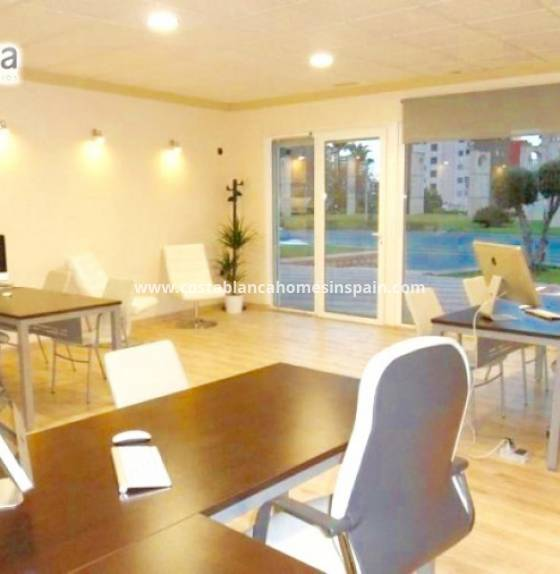 Office - Re-salg - Benidorm - Levante