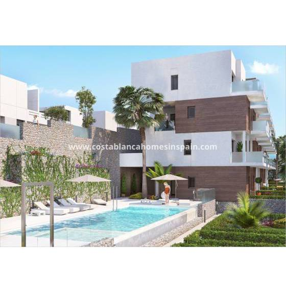 Penthouse - New Build - Orihuela Costa - Las Ramblas Golf