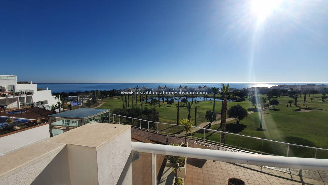 Re-salg - Apartment - Mojacar Playa - Almeria