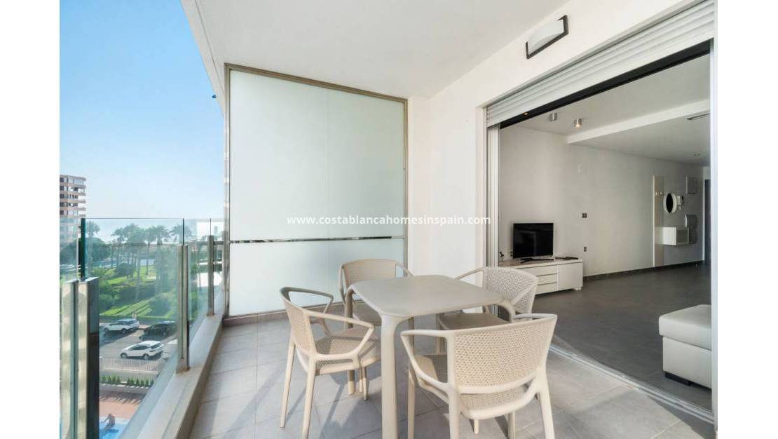 Re-salg - Apartment - Torrevieja