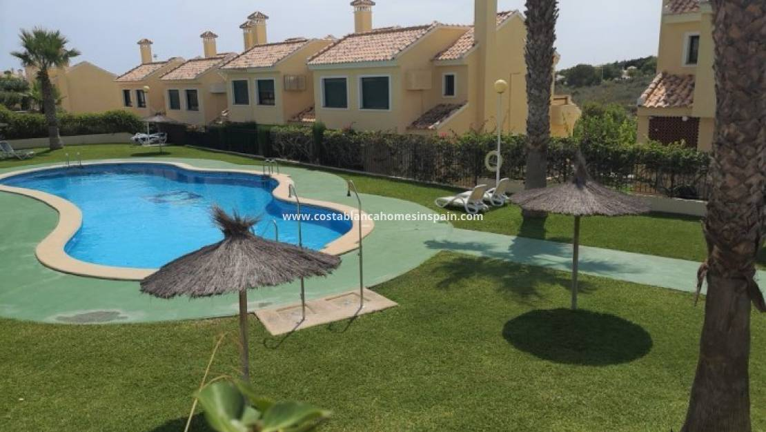 Re-salg - Bungalow - Campoamor