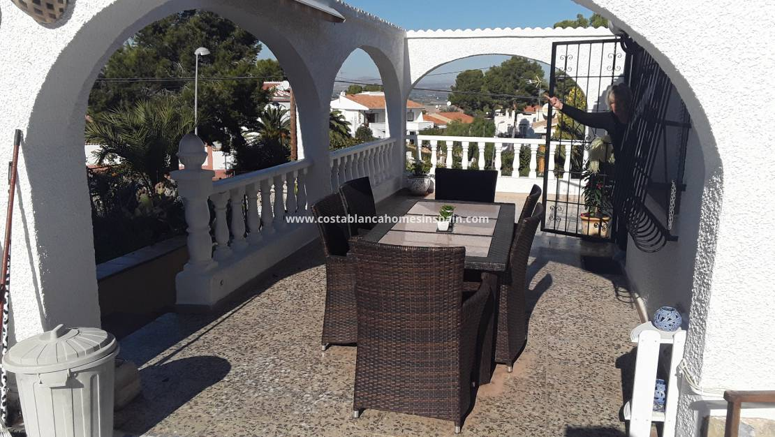 Resale - Villa - Torrevieja - Costa Blanca South