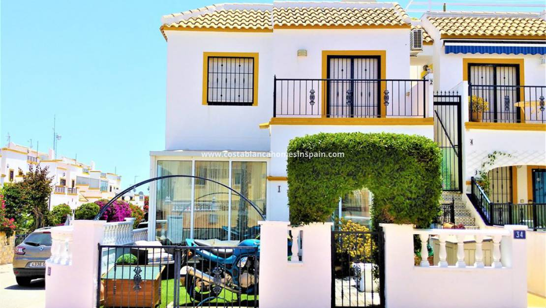 Revente - Apartment - Orihuela Costa - La Florida