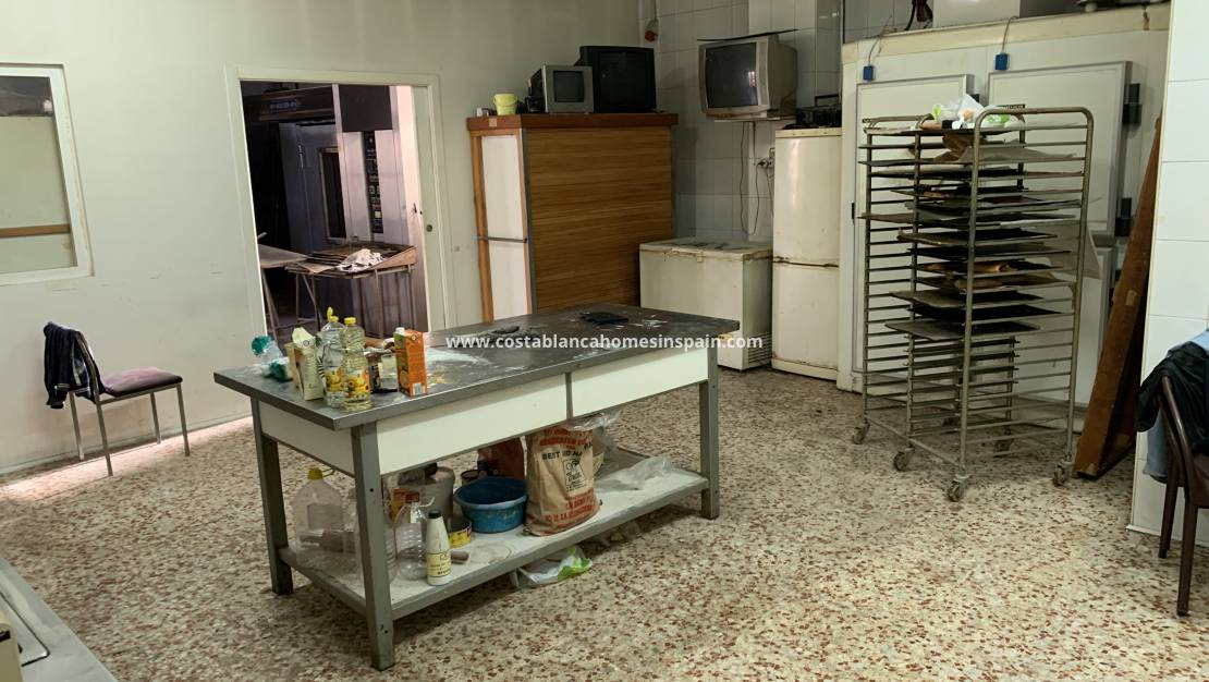 Revente - Commercial Unit - Los Alcázares - Costa Calida
