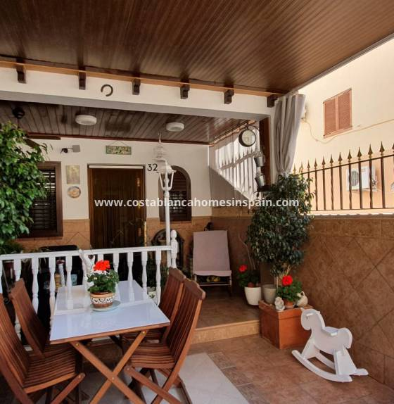 Townhouse - Endursölu - Los Alcázares - Costa Calida