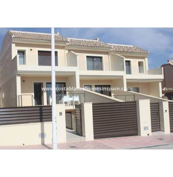 Townhouse - Nouvelle construction - Torrevieja - Orihuela Costa