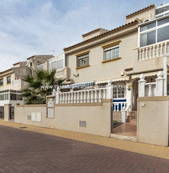 Townhouse - Re-salg - Torrevieja - Costa Blanca South