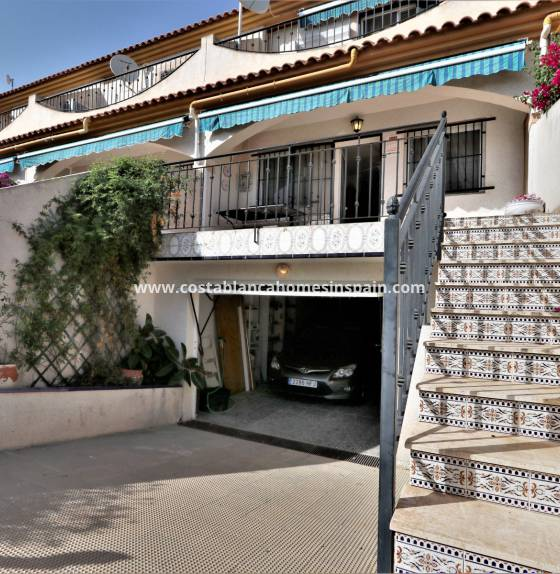 Townhouse - Resale - PLAYA FLAMENCA - Orihuela Costa