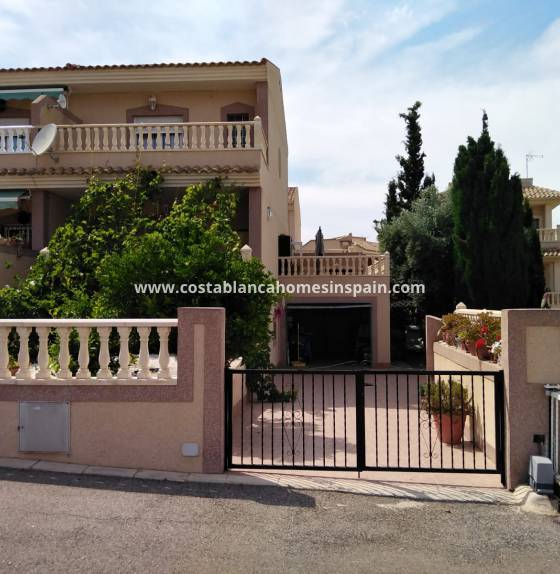 Townhouse - Revente - Orihuela Costa - Los Altos