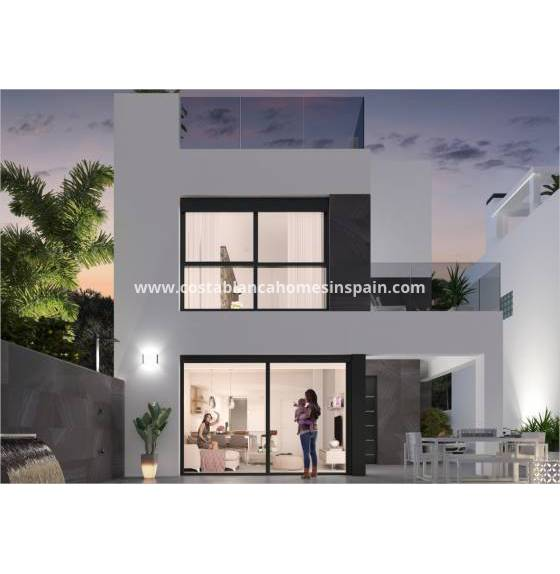 Villa - New Build - Orihuela Costa - La Ciñuelica