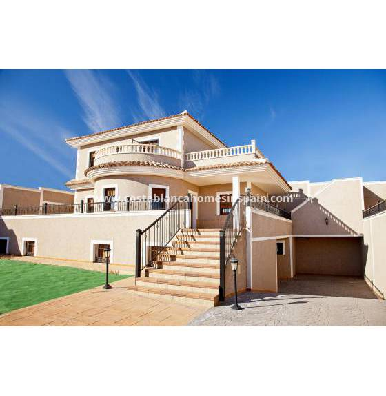 Villa - New Build - Torrevieja - Orihuela Costa