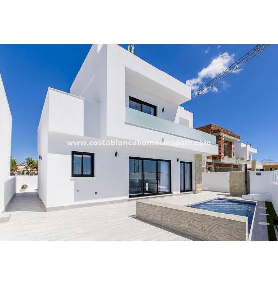Villa - Nýbygging - Los Montesinos - Los Montesinos