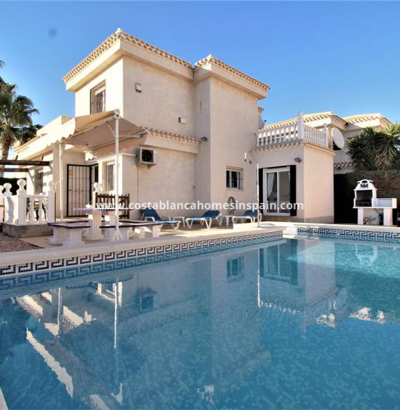 Villa - Resale - PLAYA FLAMENCA - Orihuela Costa